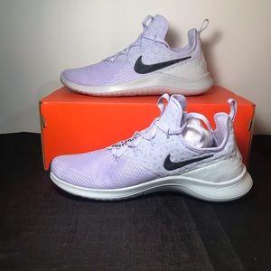 NWT Nike Free TR Lavender